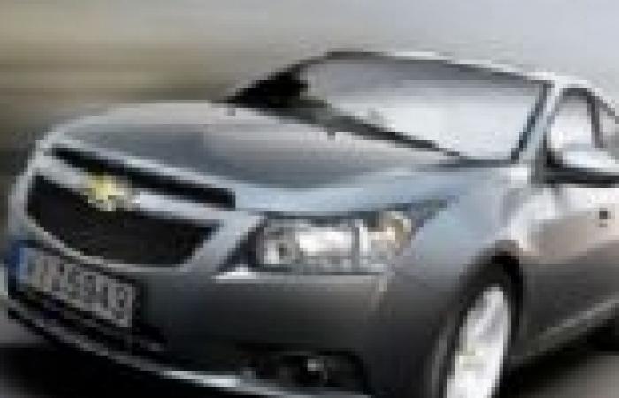 4 طرازات جديدة من «شيفروليه» فى «دبى للسيارات»