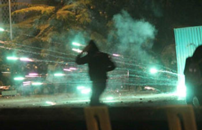 """الطب الشرعى: وفاة أول ضحية بأحداث """"محمد محمود"""" بطلق خرطوش فى الرأس"""