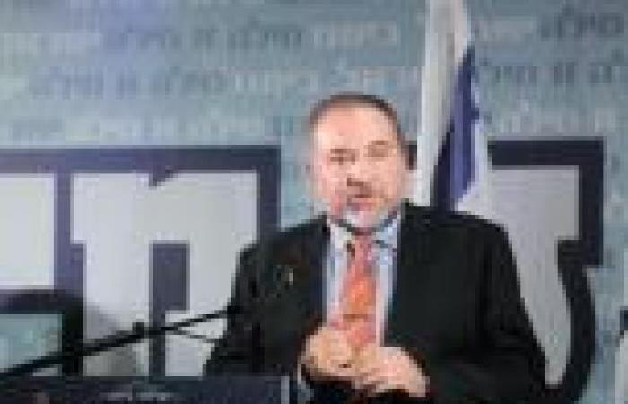 «ليبرمان»: يستحيل التوصل لتسوية أمنية أو سياسية مع فلسطين