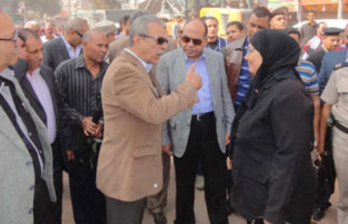 محافظ المنيا: الانتهاء من تنقية كشوف اشتراكات توزيع الخبز بـ3 مراكز