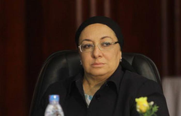 انتداب سعاد عبد التواب بدلاً من هالة زايد لرئاسة مكتب وزيرة الصحة