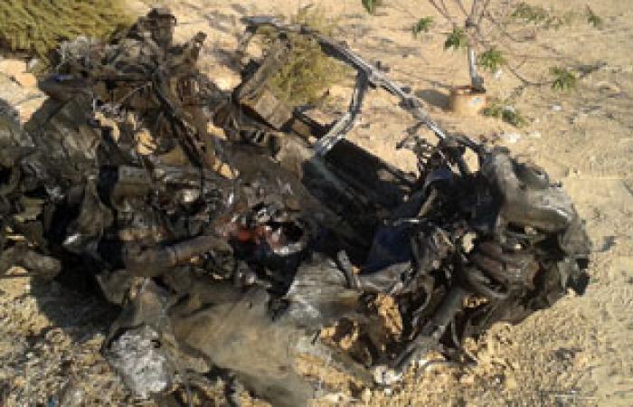 """حركة """"فتح"""" تدين الحادث الإرهابى الذى تعرض له الجنود بسيناء"""