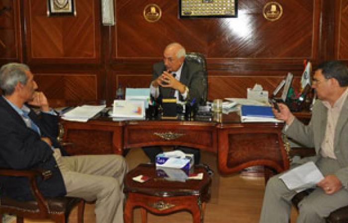 محافظة كفر الشيخ تتقدم ببلاغ للنيابة لمنع بيع أرض مصنع الغزل