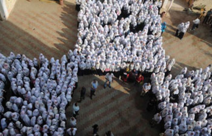 مديرية التعليم بالسويس تصدر قرارا بوضع علم مصر بجميع أركان المدارس