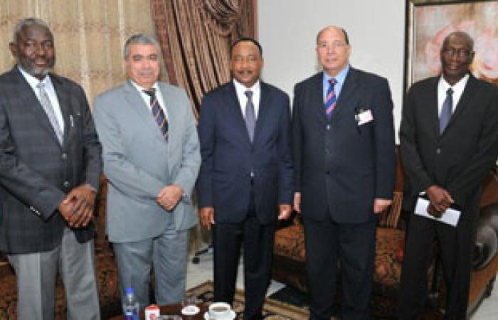 محافظ الإسكندرية يبحث اتفاقية التعاون مع رئيس النيجر