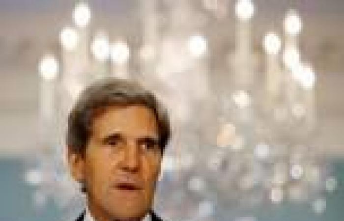 الخارجية الأمريكية: «كيري» يبحث مع «هيج» عددًا من ملفات الشرق الأوسط في لندن