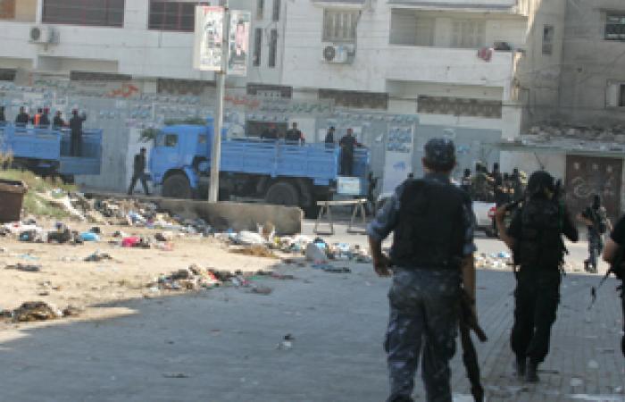 إصابة 6 سجناء فى هجوم مسلح على السجن المركزى جنوبى اليمن