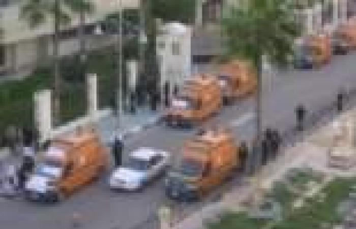 """""""الصحة"""" تدفع بـ 2002 سيارة إسعاف خلال الاستفتاء على الدستور"""