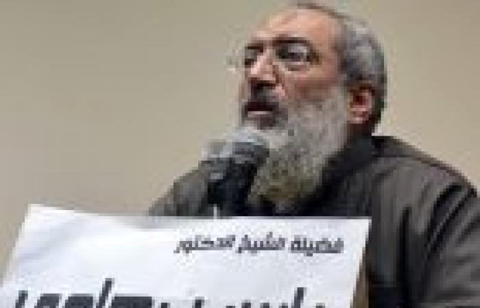 """برهامي: """"الدعوة السلفية"""" ستشارك بـ""""الدعاء"""" في ذكرى ثورة يناير لحفظ دماء المصريين"""