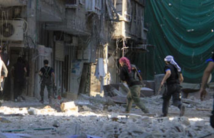 حزب الاتحاد الديمقراطى الكردى فى سوريا يعلن تشكيل حكومة محلية