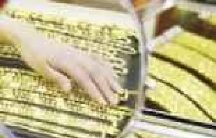 5 جنيهات ارتفاعاً فى أسعار الذهب وقرار جماعى بالإغلاق فى 25 يناير