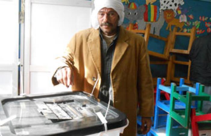 مركز المعلومات:مشاركة المصريين بالاستفتاء أكدت تأييدهم لخارطة الطريق