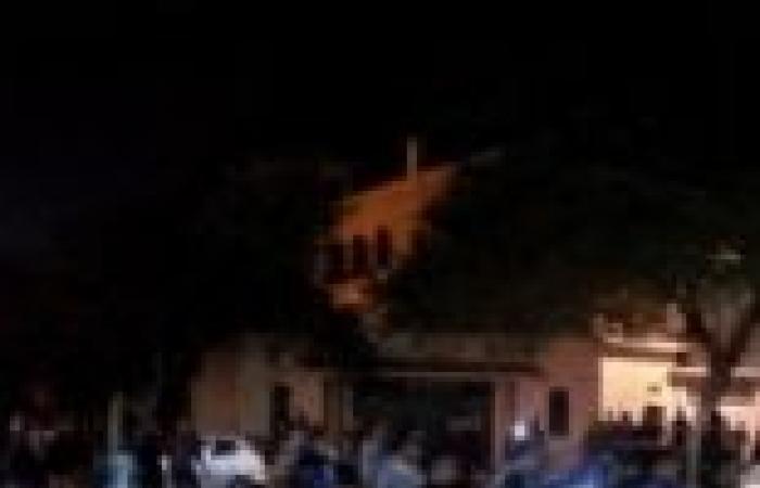 الشرطة تطارد مسيرة لأنصار الإرهابية بطنطا