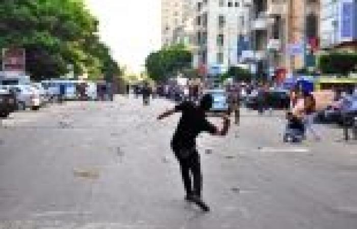 مصدر بمستشفى الطلبة بالإسكندرية: قتيل و5 مصابين حصيلة أحداث الاشتباكات