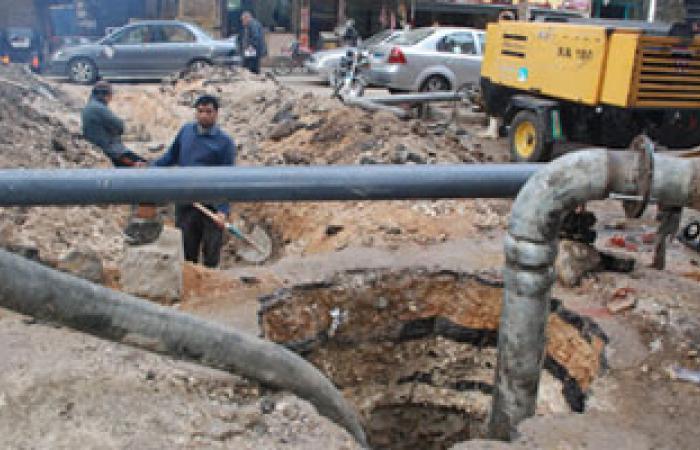 """محافظ الجيزة: عودة مياه الشرب والتيار الكهربائى لمنطقة """"كعبيش"""" بالهرم"""