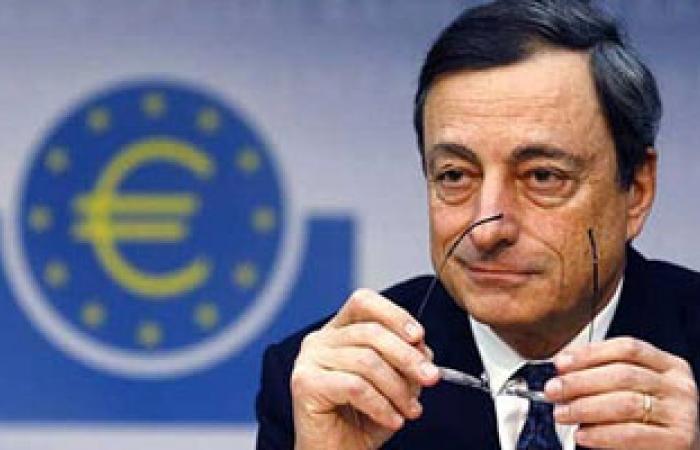 دراجى يحذر من التفاؤل المفرط بشأن اقتصاد منطقة اليورو