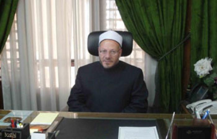المفتى يستنكر تفجيرات مديرية أمن القاهرة والبحوث وقسم الطالبية