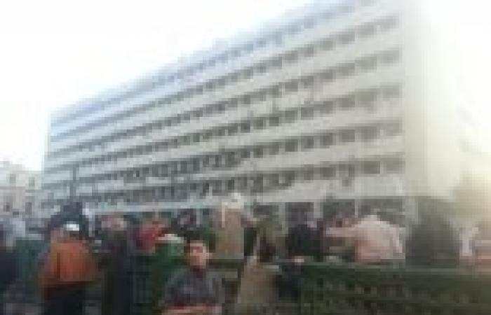 بالفيديو| لحظة تفجير مديرية أمن القاهرة