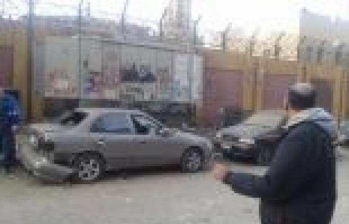 """""""الصحة"""": إصابة شخص واحد في تفجير عين شمس"""