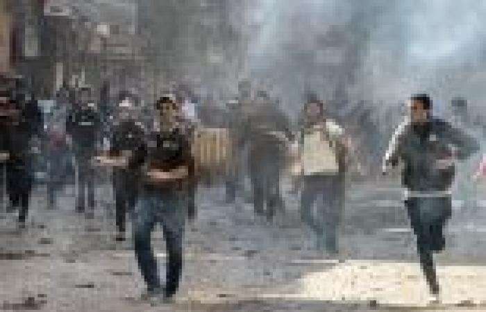كر وفر بين الأهالي والإخوان بمنطقة أبو سليمان في الإسكندرية