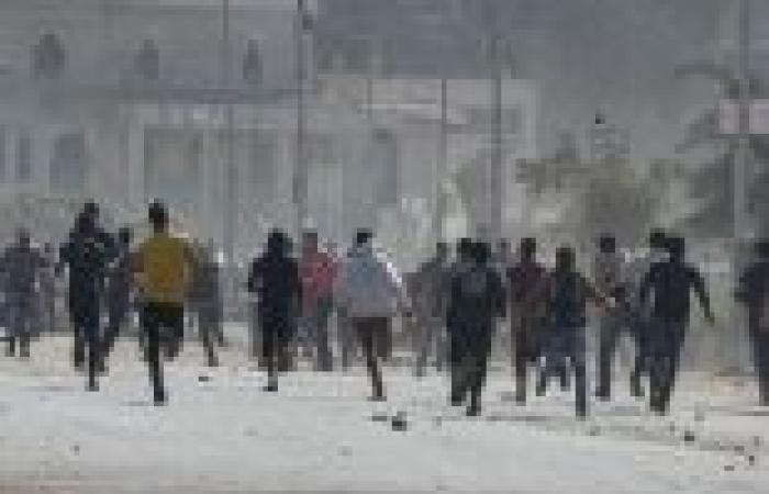 اشتباكات عنيفة بين أهالي سيدي بشر والإخوان شرق الإسكندرية