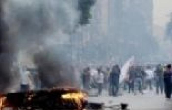 الإخوان يستخدمون القنابل في مواجهة الأمن بمدينة نصر