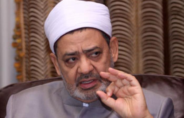 شيخ الازهر يطمئن على صحة الرئيس الاماراتى بعد اجرائه عملية جراحية