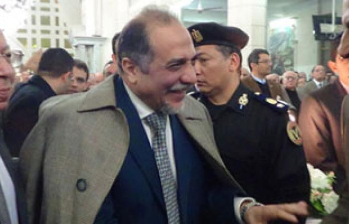 عبد الهادى القصبى: تحية للشعب الذى أركع الإرهابيين وهزم من يدعمه