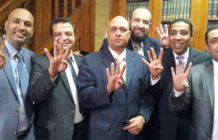 """بدء التحقيق مع """"قضاة من اجل مصر"""" لانضمامهم لجماعة ارهابية"""