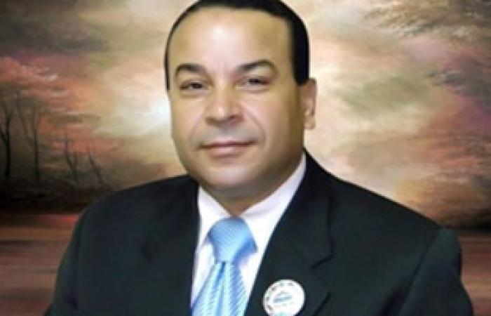 """""""البرلمانات العربية"""" تهنئ الشعب المصرى بترقية السيسى"""