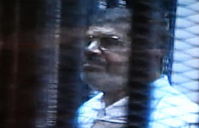 بهاء أبوشقة: مرسى وكل العوا محاميا له خلال محاكمة اليوم