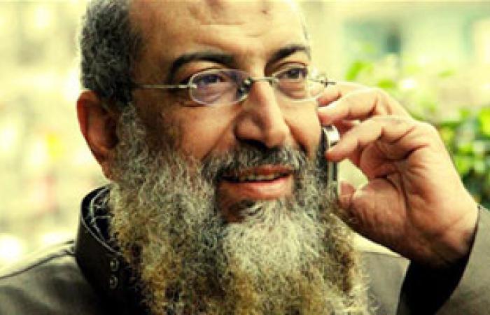 """برهامى: """"مرسى"""" قراء آية فى القرآن بطريقة تخالف المصحف"""