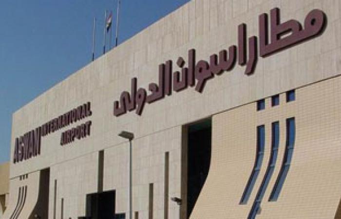 إقلاع ثانى رحلات الطيران المنتظم بين مطارى جدة وأسوان