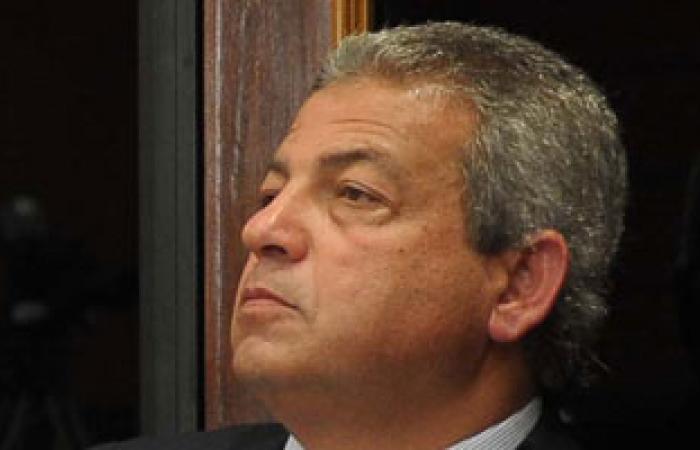 """وزير الشباب يصل محطة مصر لتوديع طلاب الأزهر المشاركين برحلات """"اعرف بلدك"""""""