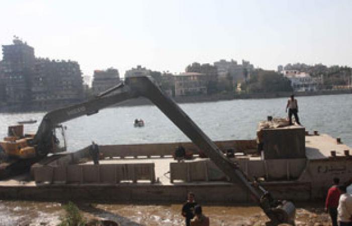 وزير الرى: حملة إزالة لإنقاذ أراضٍ على النيل بجوار مثلث ماسبيرو