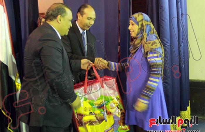بالصور.. أحمد الفضالى: ستظل المرأة المصرية عنوانا لهذا الشعب