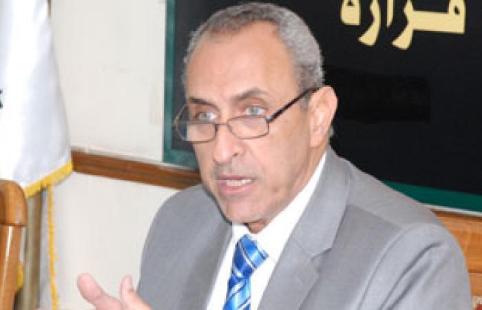 وزير الزراعة يضع حجر أساس مصنع تغذية تلاميذ المدارس فى جرجا بسوهاج