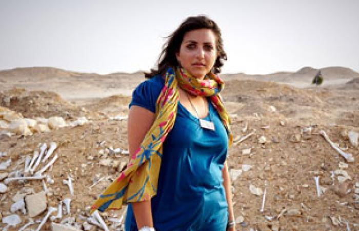 تكريم خريجة الجامعة الأمريكية بالقاهرة بجائزة دولية فى أبريل