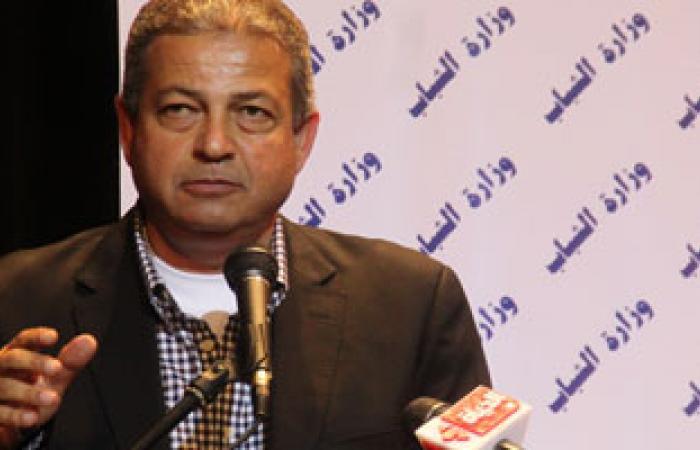 خالد عبد العزيز يلتقى وكلاء الوزارة لمناقشة خطة مراكز الشباب الإنشائية