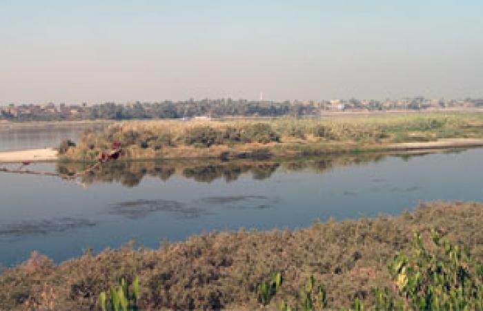 رصد تسرب مياه الصرف من أحواض التجميع إلى نهر النيل
