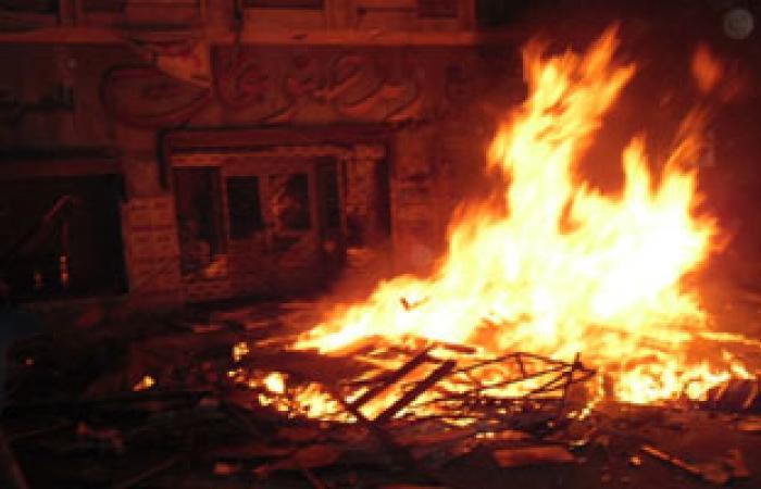 السفارة المصرية بالأردن تؤكد إصابة 8 مصريين فى حريق مصنع وسط عمان