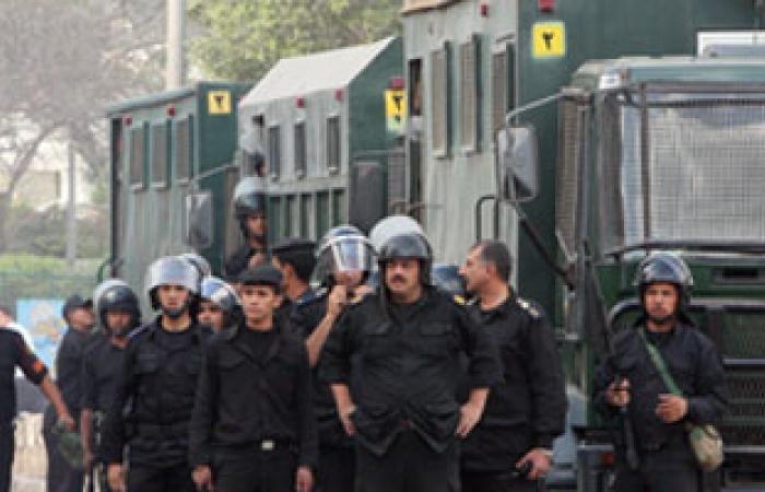 تشديدات أمنية بقرية العطيات بعد السيطرة على اشتباكات عائلتين بالصف