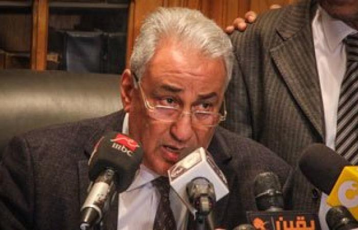 سامح عاشور يعقد لقاءً مفتوحًا مع الصحفيين الأحد لبحث قضايا نقابية