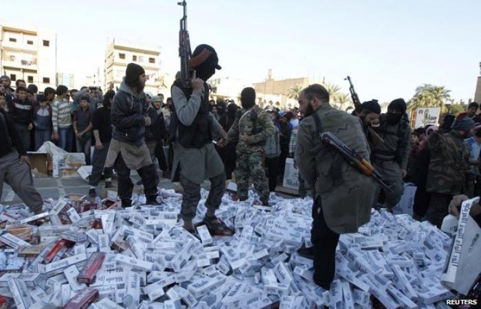 «الصلب».. عقوبة روما القديمة تعود على أرض سوريا