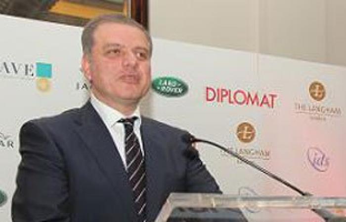 مساعد وزير الخارجية للشئون الأوروبية يستقبل سكرتير الدولة السلوفاكى