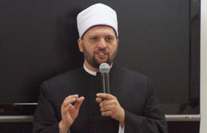 مستشار المفتى: قرار تنظيم ممارسة الخطابة صمام أمام للمساجد