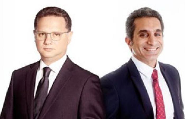 """شريف عامر: قناة """"أم بى سى"""" لم تمنع باسم يوسف من الظهور"""