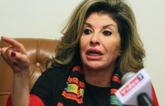 هالة سرحان: عدلى منصور سيظل رئيساً فى قلوب المصريين
