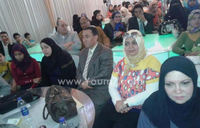 بالصور.. محافظ كفر الشيخ يشهد الاحتفال السنوى بيوم اليتيم