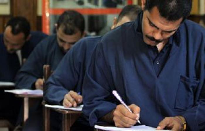 محامى عام الوادى الجديد يسمح لطالب محبوس فى قضية مخدرات بأداء الامتحان